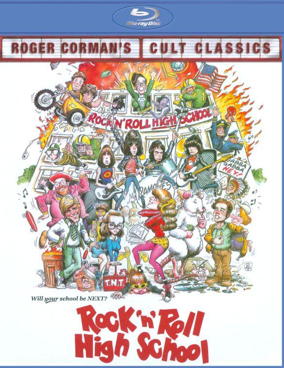 Rock 'n' Roll High School [Blu-ray] [1979] 18440534