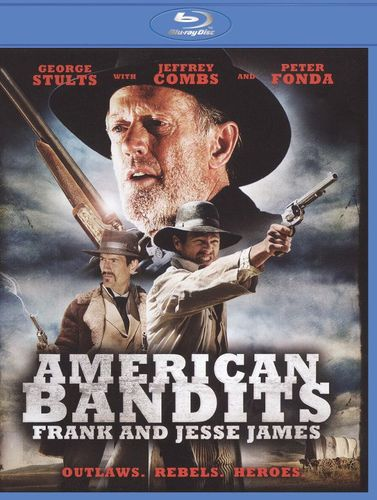 American Bandits: Frank and Jesse James [Blu-ray] [2010] 18443559