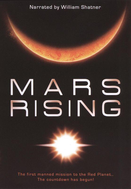 Mars Rising [2 Discs] [DVD] 18443829
