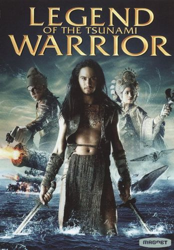 Legend of the Tsunami Warrior [DVD] [2008] 18463678