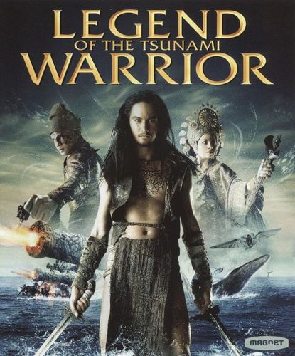 Legend of the Tsunami Warrior [Blu-ray] [2008] 18464085