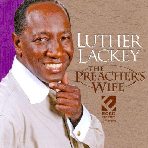 The Preacher's Wife [CD] 18465551
