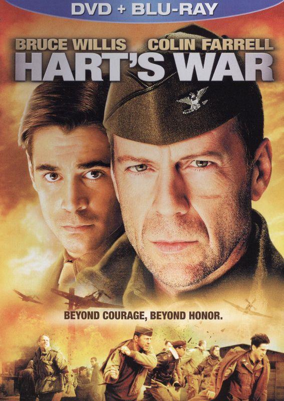 Hart's War [2 Discs] [Blu-ray/DVD] [2002] 18469845