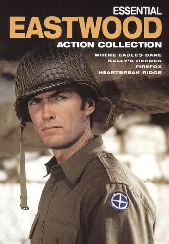Essential Eastwood: Action Collection [4 Discs] [DVD] 18478521