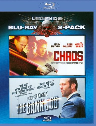 Chaos/The Bank Job [2 Discs] [Blu-ray] 1848017