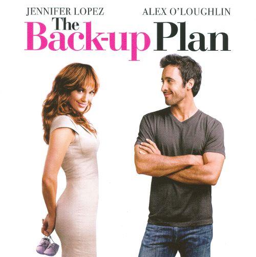 The Back-Up Plan [Original Soundtrack] [CD] 18494482