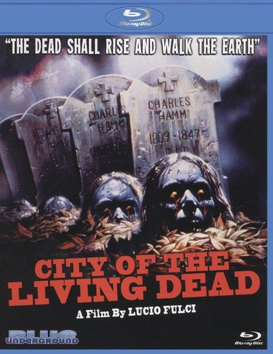City of the Living Dead [Blu-ray] [1980] 18499071