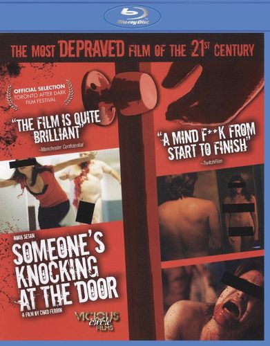 Someone's Knocking at the Door [Blu-ray] [2009] 18500402
