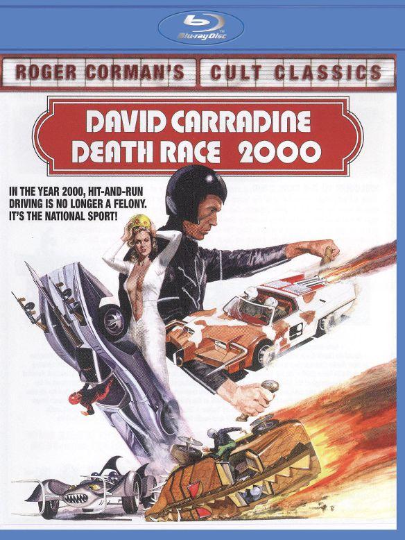 Death Race 2000 [Blu-ray] [1975] 18502722