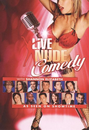 Live Nude Comedy [DVD] 18502786