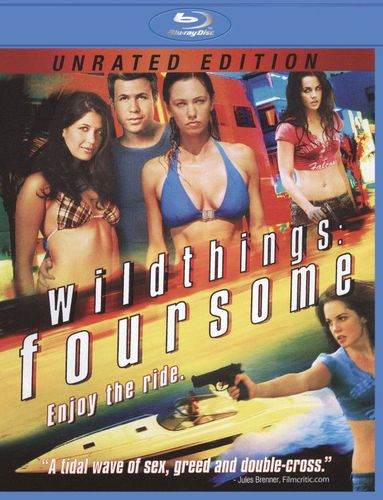 Wild Things: Foursome [Blu-ray] [2009] 18507663