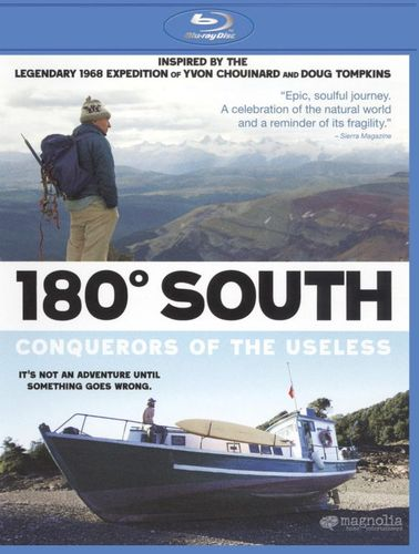 Image of 180 Degrees South [Blu-ray] [2010]