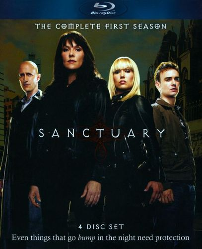 Sanctuary: The Complete First Season [Blu-ray] 18519704