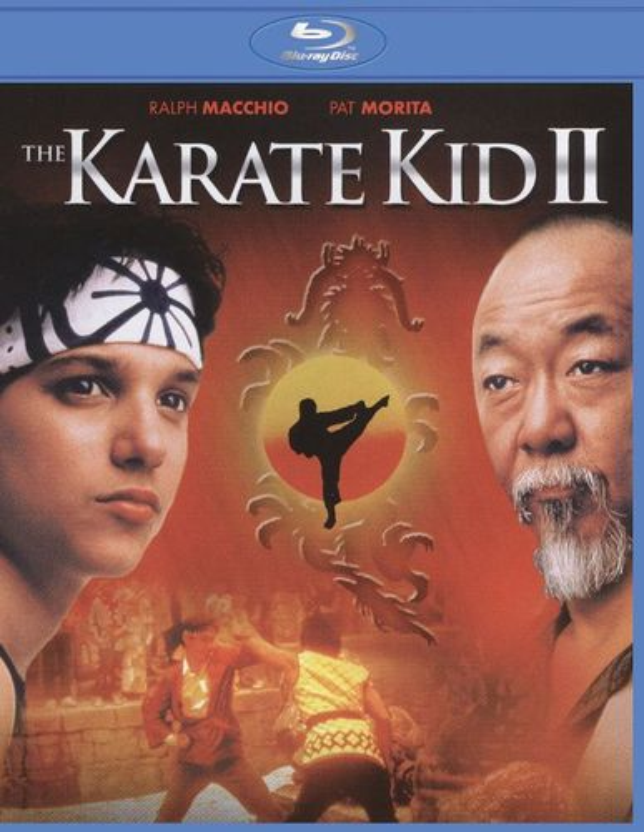 The Karate Kid Part II [Blu-ray] [1986] 18525535