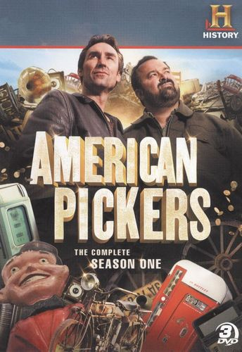 American Pickers: The Complete Season One [3 Discs] [DVD] 18527921