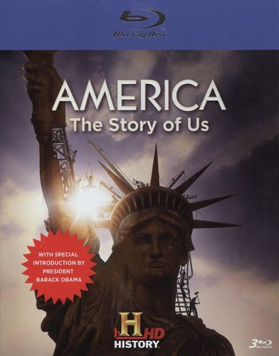 America: The Story of Us [3 Discs] [Blu-ray] 18540621