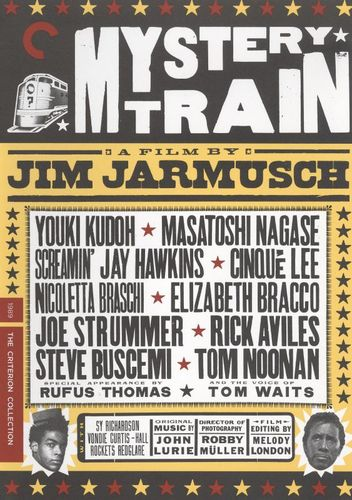 Mystery Train [Criterion Collection] [DVD] [1989] 18543719