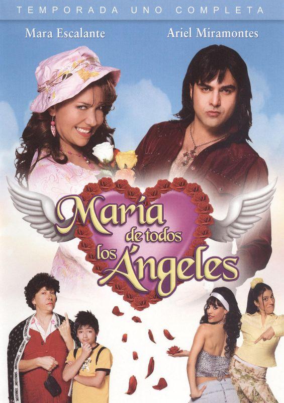 Maria de Todos los Angeles [2 Discs] [DVD] 18550054