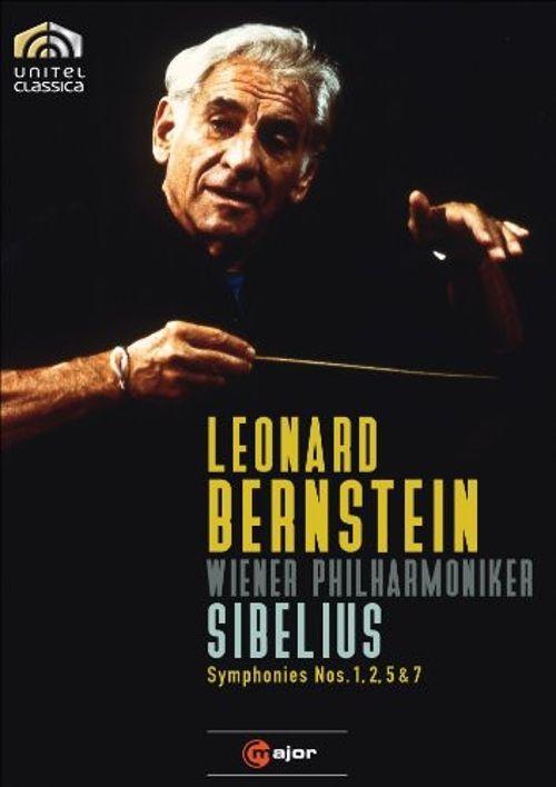 Leonard Bernstein/Wiener Philharmoniker: Sibelius - Symphonies Nos. 1, 2, 5 & 7 [2 Discs] [DVD] [1988] 18561087