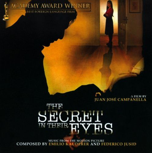 The Secret in Their Eyes [CD] 18561697