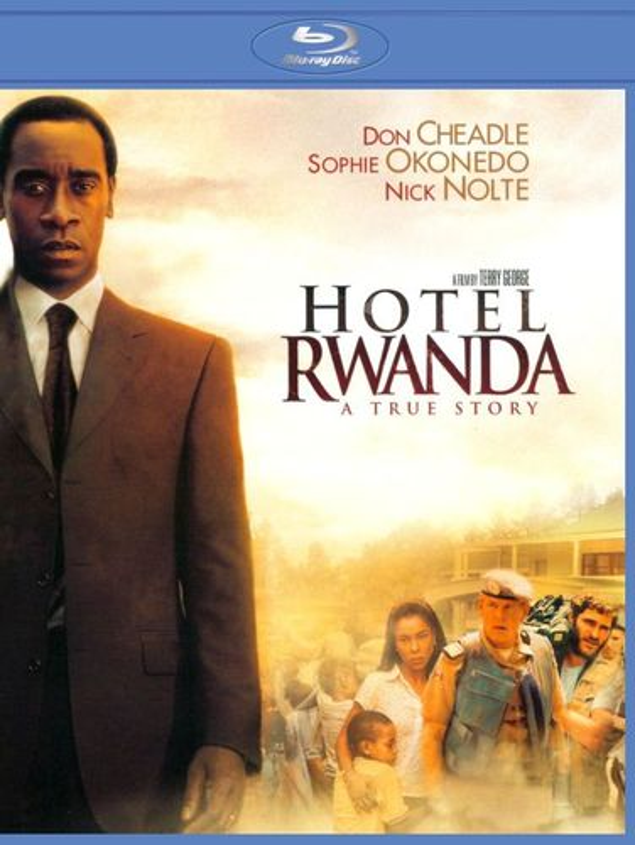 Hotel Rwanda [Blu-ray] [2004] 1856353