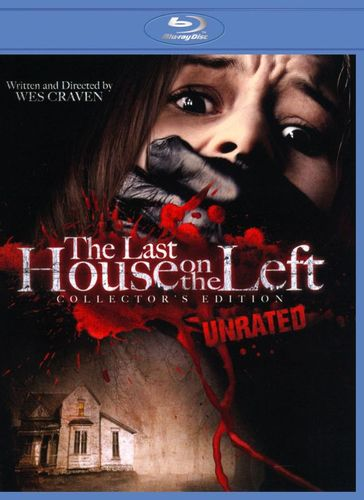 The Last House on the Left [Unrated] [Collector's Edition] [Blu-ray] [1972] 1856422