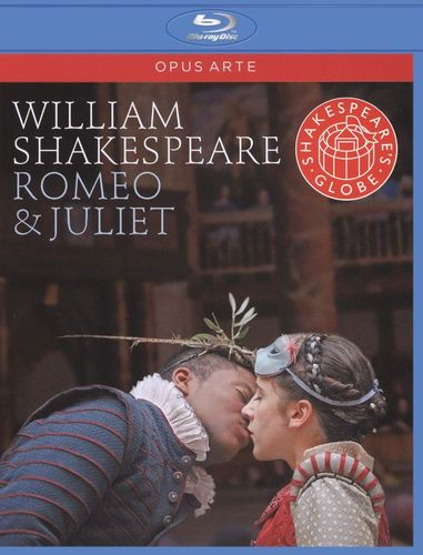 Romeo & Juliet from Shakespeare's Globe [Blu-ray] [2010] 18568187