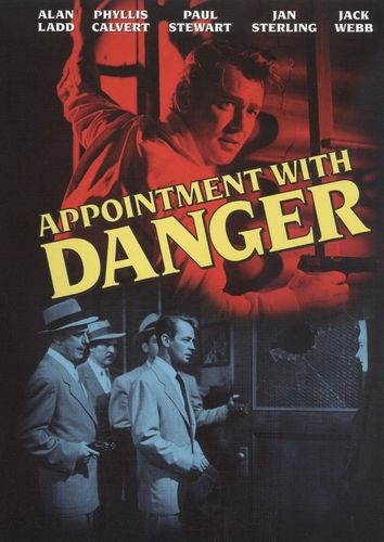 Appointment with Danger [DVD] [1951] 18572841