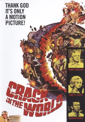 Crack in the World [DVD] [1965] 18572869