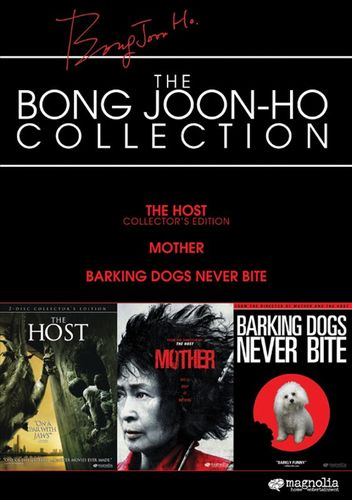 The Bong Joon-Ho Collection [4 Discs] [DVD] 18582869