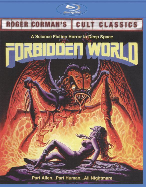 Forbidden World [Blu-ray] [1982] 18582969