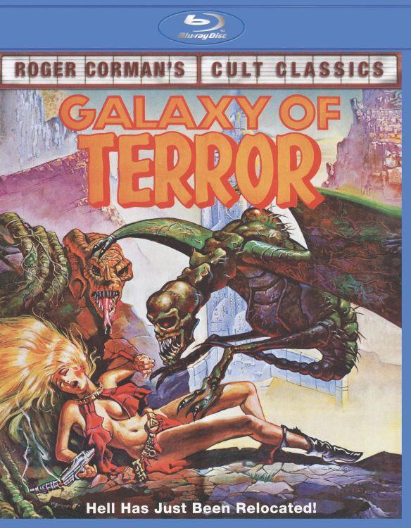 Galaxy of Terror [Blu-ray] [1981] 18582978