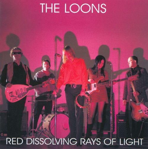 Red Dissolving Rays of Light [CD] 18583173