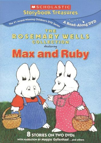 The Rosemary Wells Collection [2 Discs] [DVD] 18605442
