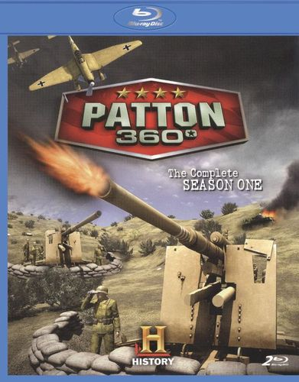 Patton 360: The Complete Season One [2 Discs] [Blu-ray] 18605664