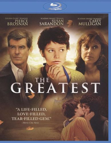 The Greatest [Blu-ray] [2009] 18628259