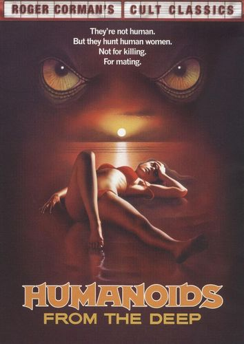 Humanoids from the Deep [DVD] [1980] 18633676