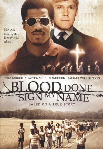 Blood Done Sign My Name [DVD] [2010] 18640596