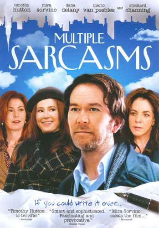 Multiple Sarcasms [DVD] [2010] 18640666
