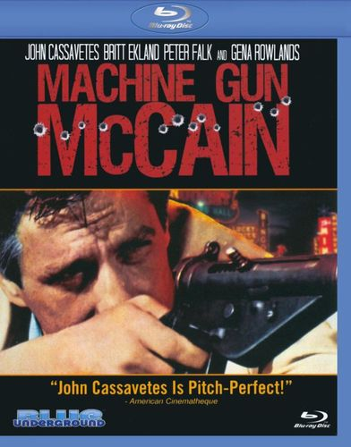 Machine Gun McCain [Blu-ray] [1969] 18641161