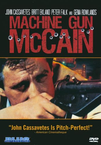 Machine Gun McCain [DVD] [1969] 18641189