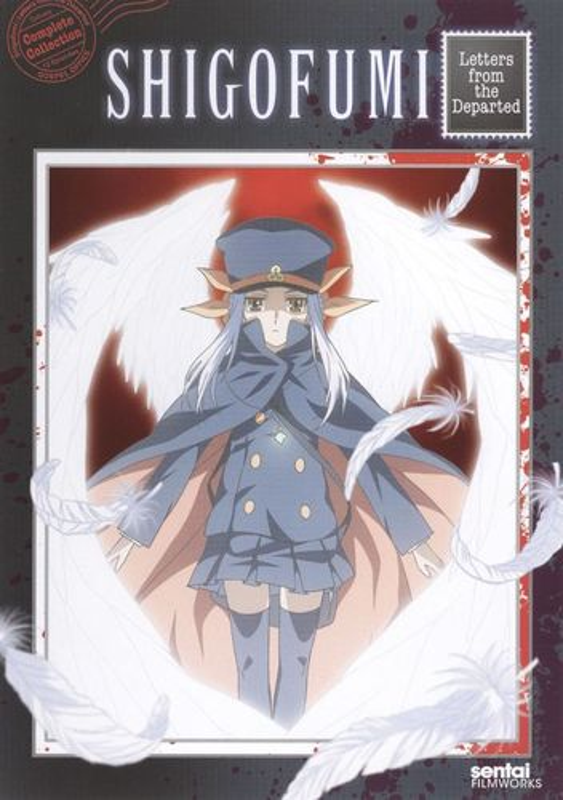 Shigofumi: Complete Collection [2 Discs] [DVD] 18645652