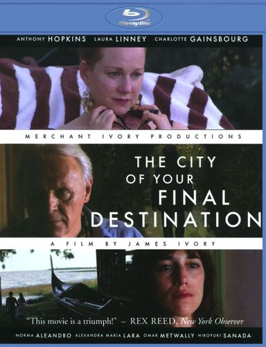 The City of Your Final Destination [Blu-ray] [2008] 18649109
