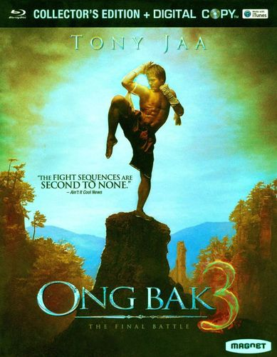 Ong Bak 3 [Collector's Edition] [Blu-ray] [Includes Digital Copy] [2010] 1865041