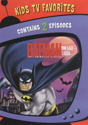 Batman: The Animated Series - The Last Laugh [DVD] 18661396