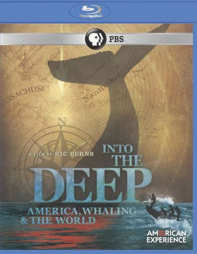 American Experience: Into the Deep - America, Whaling and the World [Blu-ray] [2010] 18662085