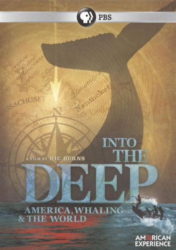 American Experience: Into the Deep - America, Whaling and the World [DVD] [2010] 18662377
