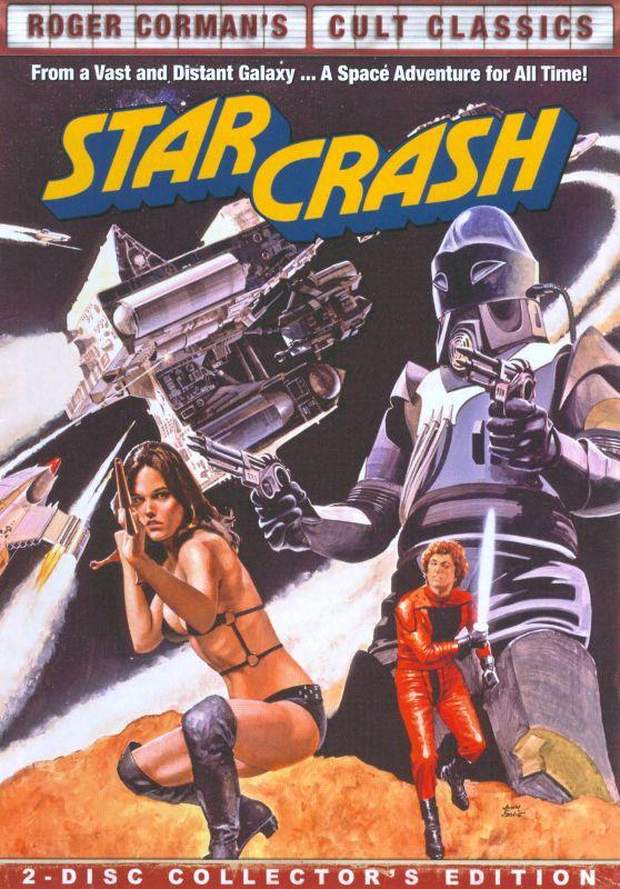 Star Crash [DVD] [1978] 18667114