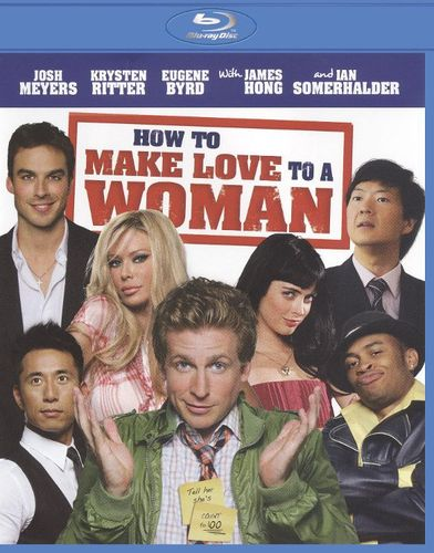 How to Make Love to a Woman [Blu-ray] [2010] 18667441