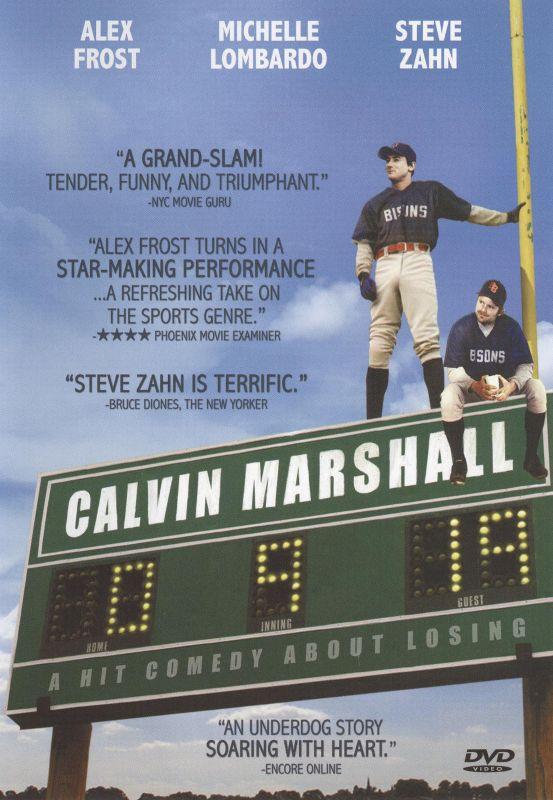 Calvin Marshall [DVD] [2009] 18674435